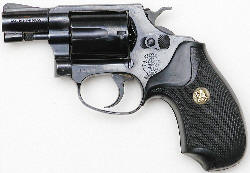 S&W Mod. 36 Cal. 38 Special